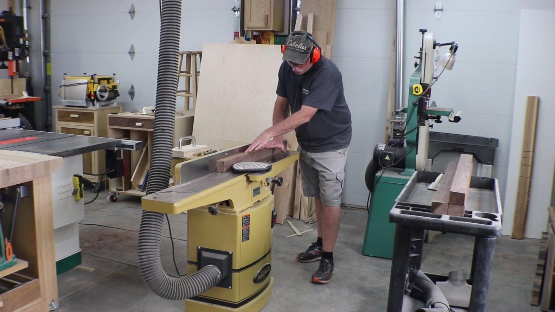 Lumber Prep