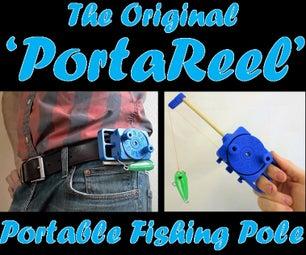 PortaReel Portable Fishing Pole