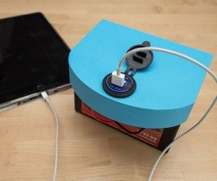Emergency USB Power Source (3D Printed)