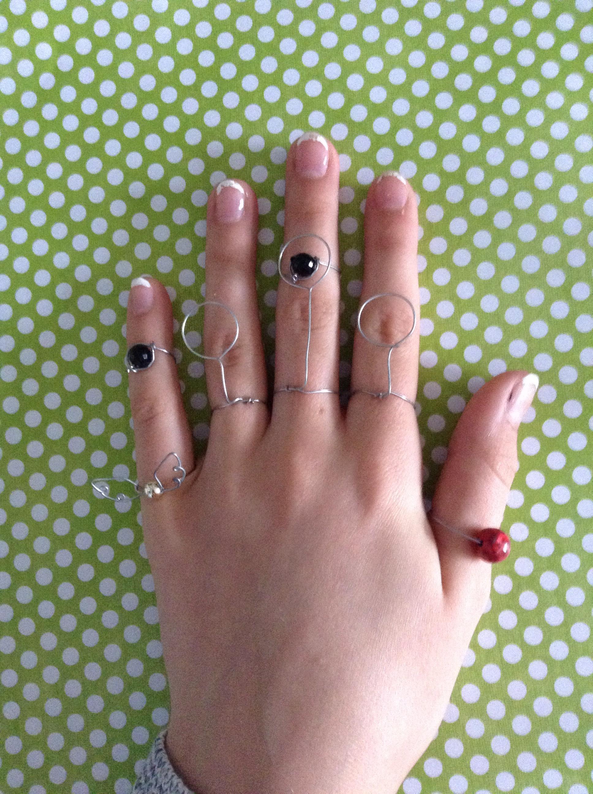Quidditch Ring Set