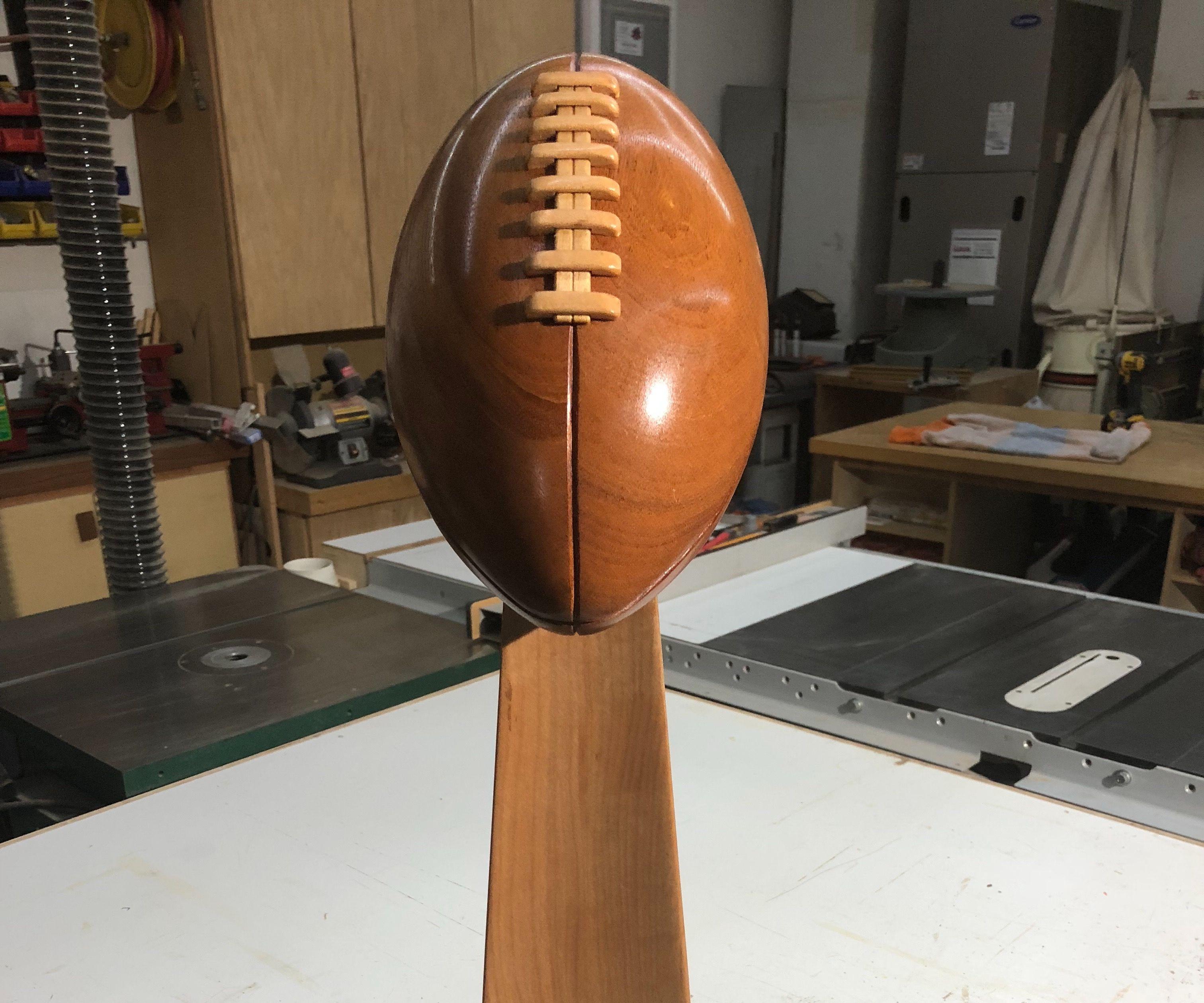 """""""Lumber-di"""" Trophy"""