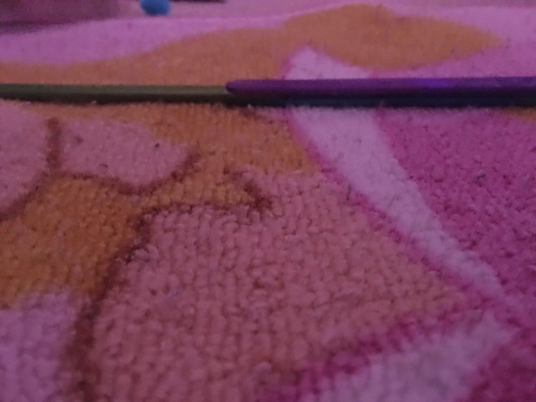 Glue the Popsicle Sticks Together