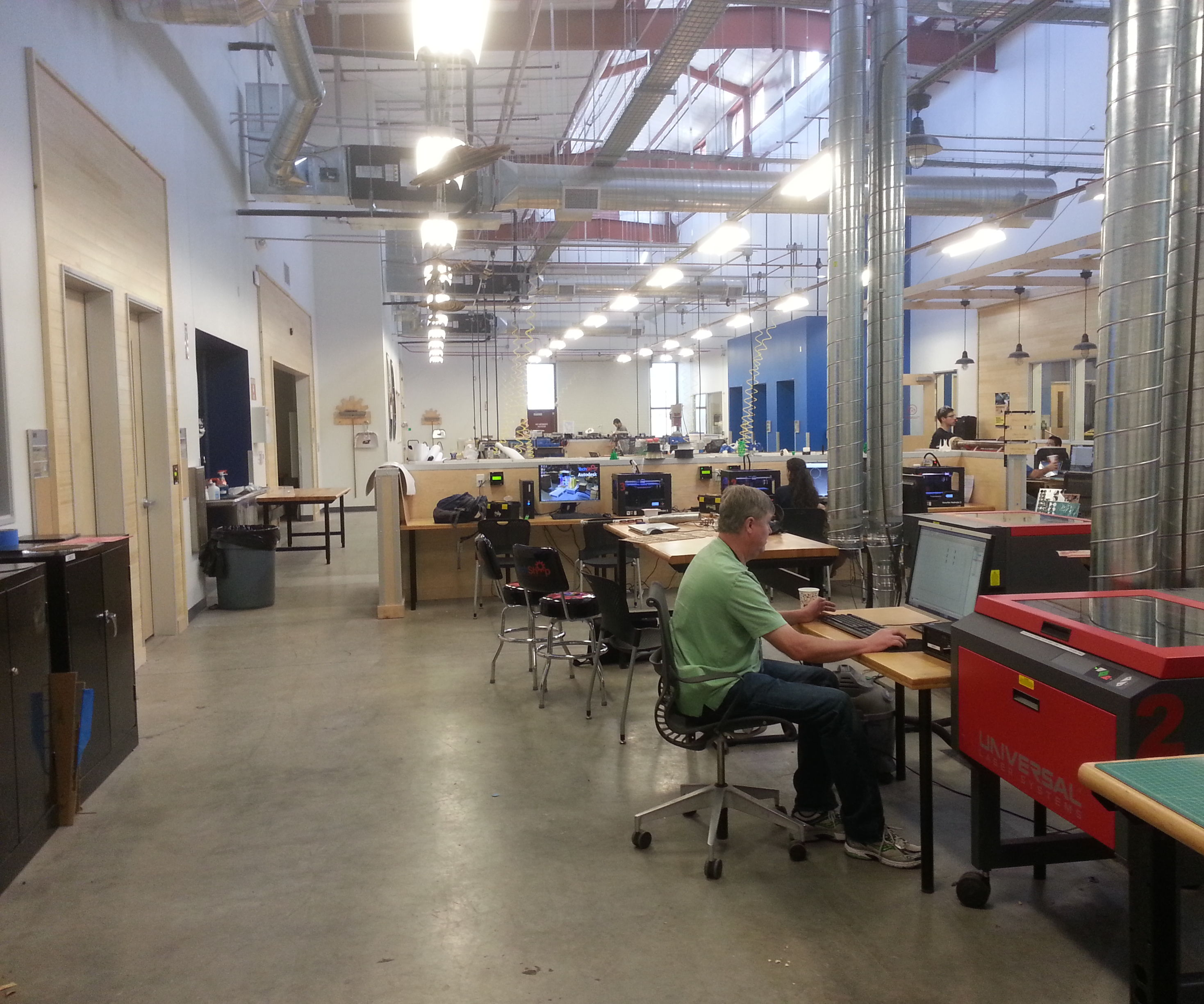 Every tool at techshop chandler