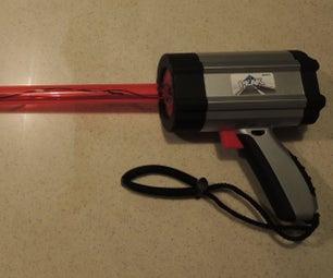 Laser Based Bug-blaster