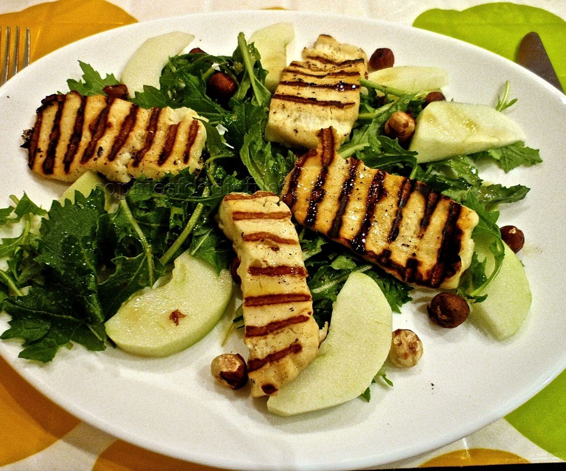 Scrumptious Seasonal Rapini Salad!