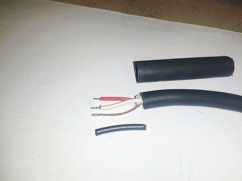 Prepare Tubing and Wire