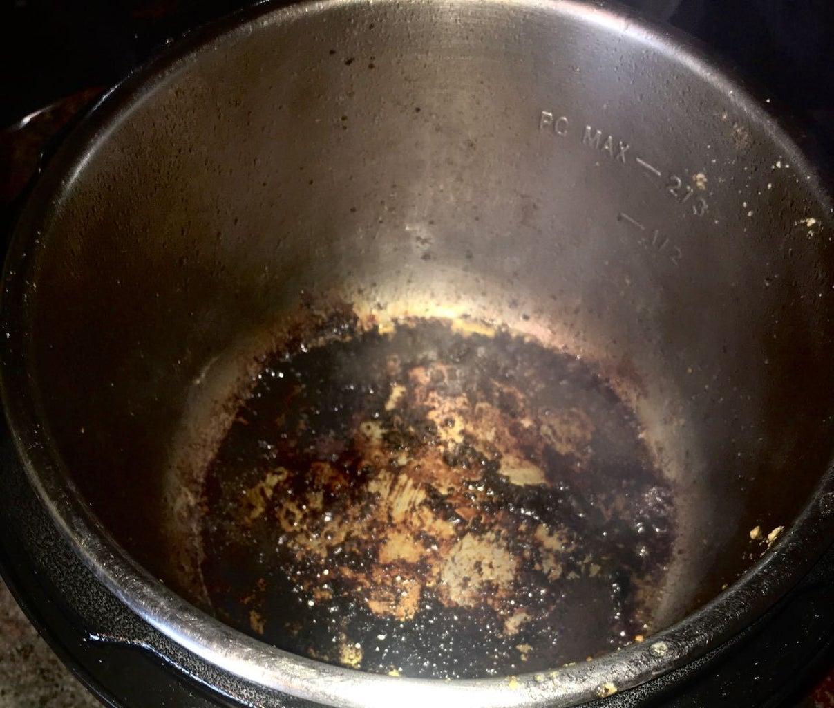 Deglaze the Pot