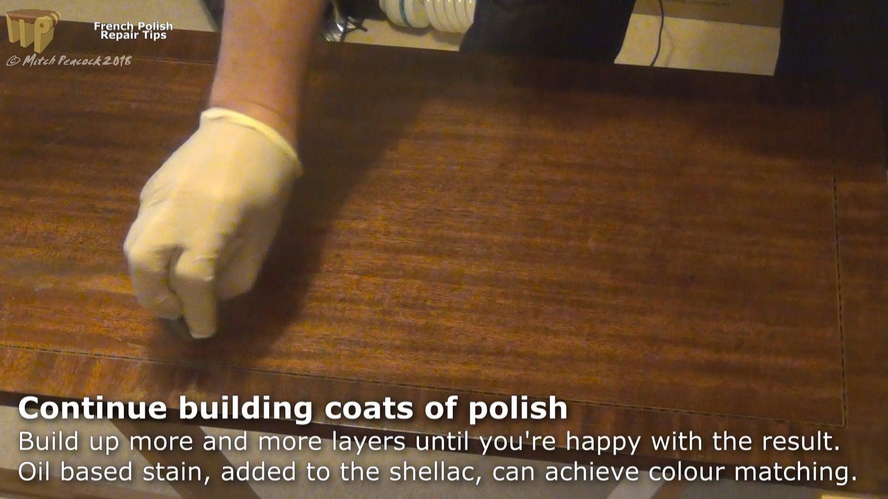 Build Up Coats