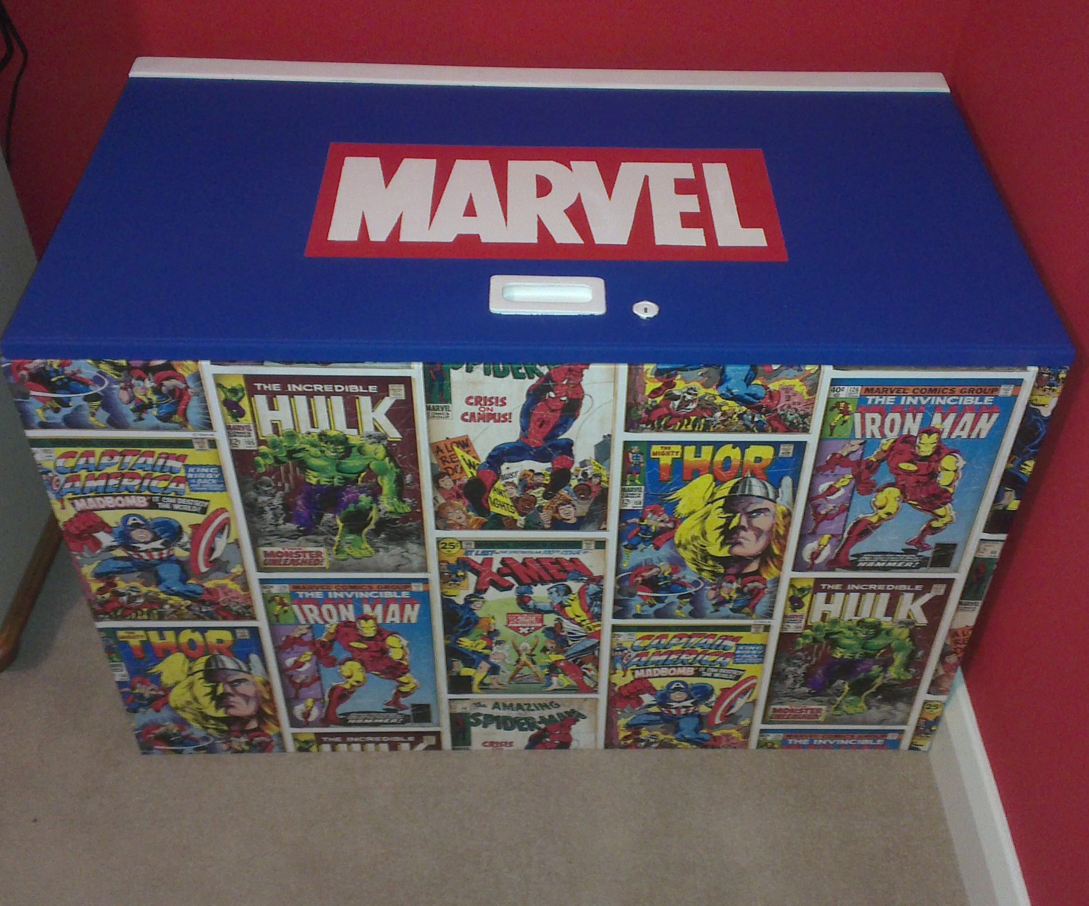 Marvel Toy Chest