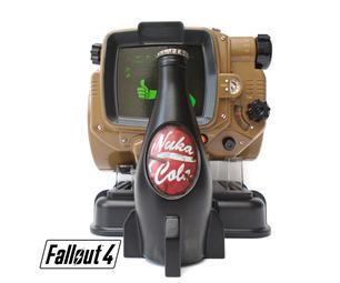 Fallout 4: Nuka Cola Rocket Bottle Prop