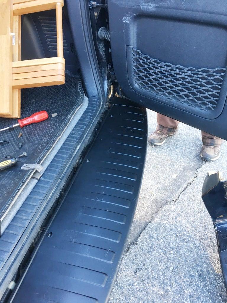 Bumper Installation