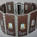 Vintage Eprom Memory Bracelet