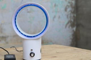Homemade Bladeless Fan