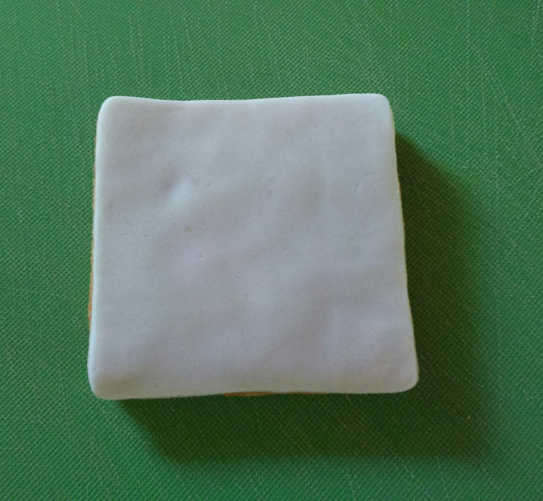 Fondant on a Cookie