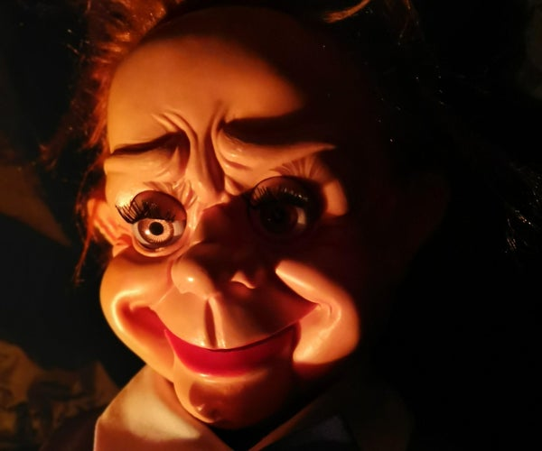 Tapey - the Tale of a Haunted Ventriloquist Dummy / Doll