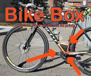 自行车框架盒子