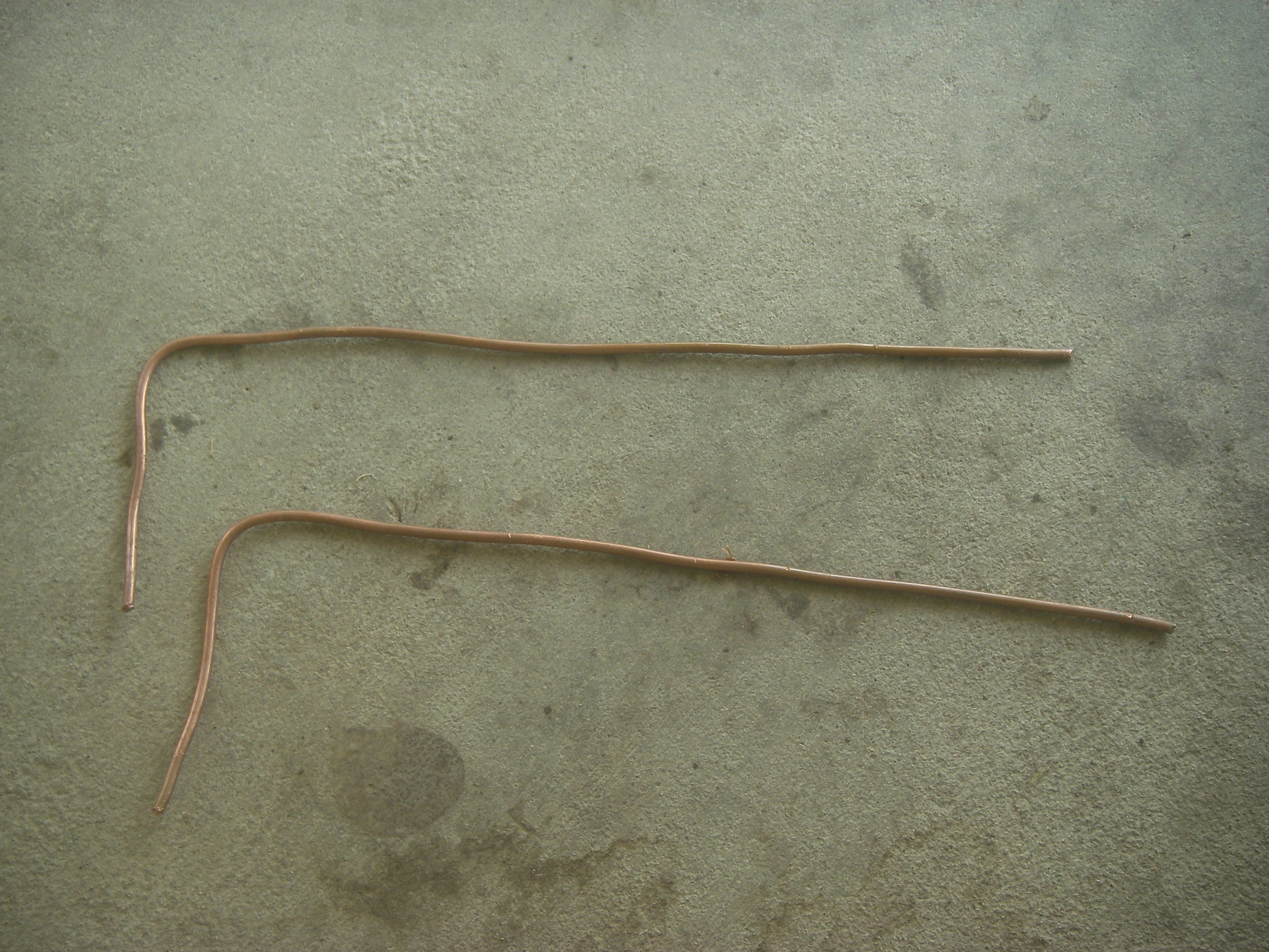 Super Cool Dowsing Rods!!!!!!!