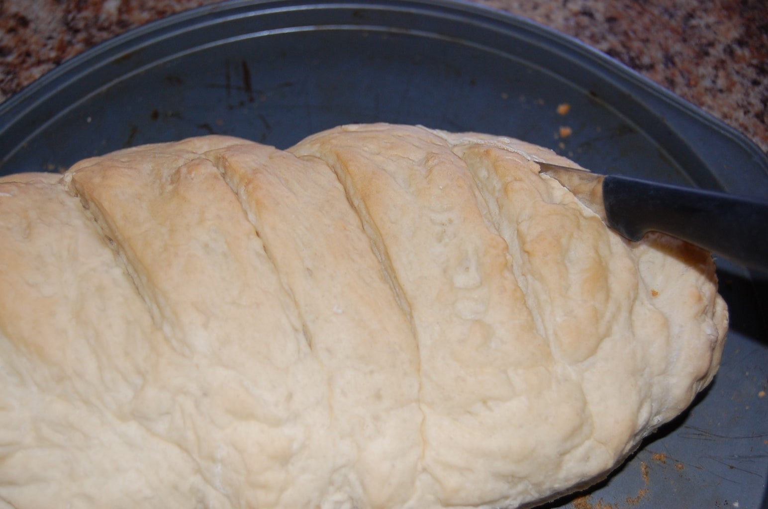 Cut and Dry the Bread