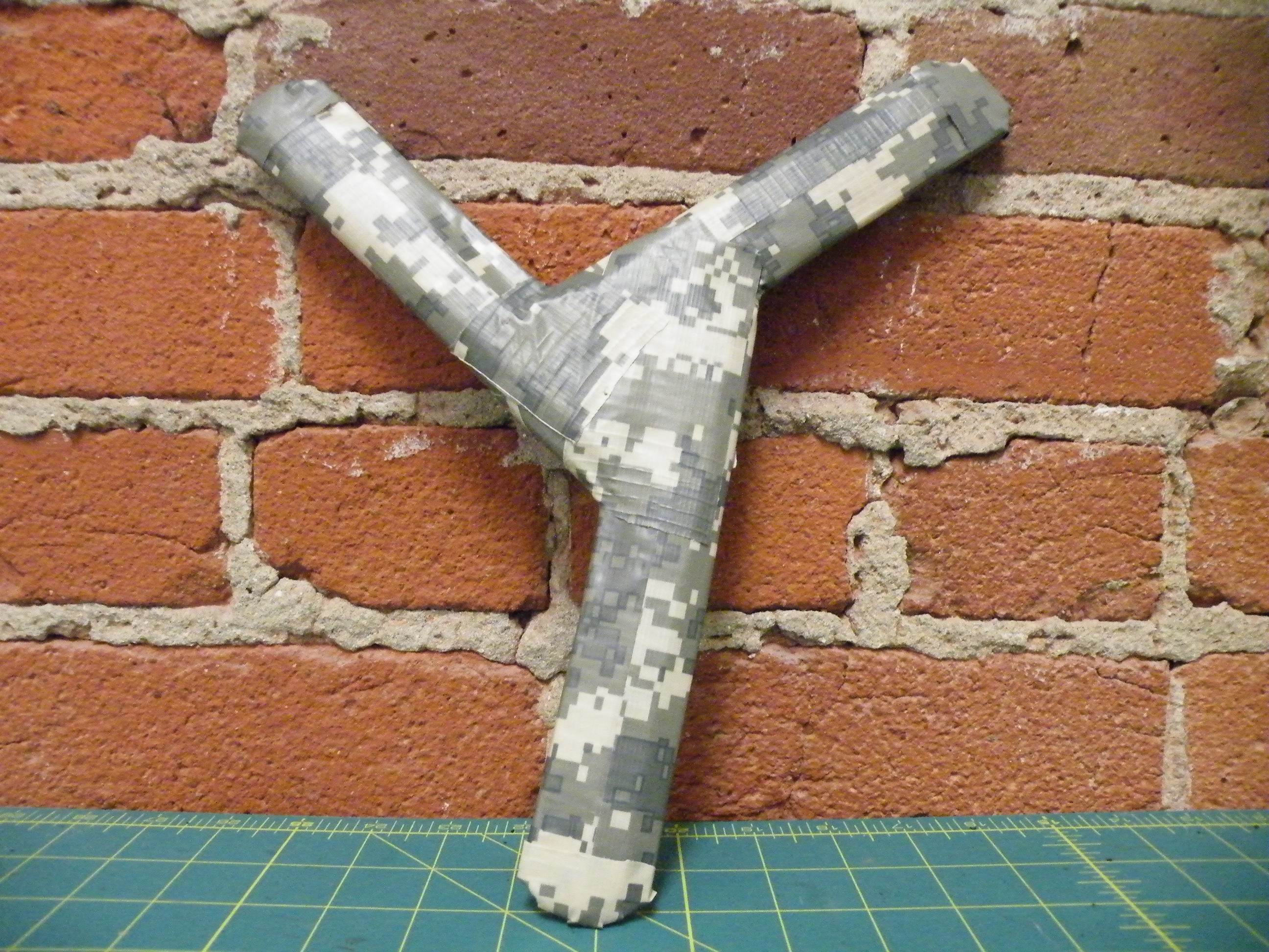 Picture of Duct Tape Boomerang