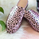 Easy DIY Leopard Print Shoes