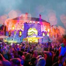 Festival Stage - Castle of Love