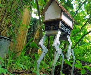 House With Robotic Legs (scene)