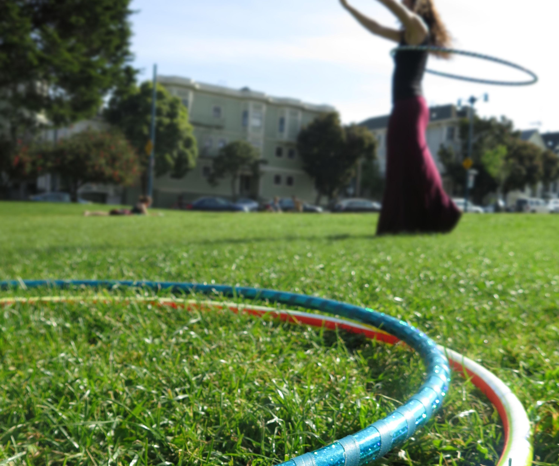 Make a Hula Hoop