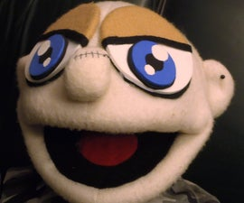 Anime Style Puppet Eyes