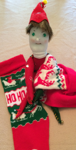 Make a Christmas Elf