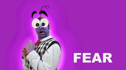 Inside Out Fear Costume