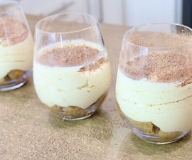 Tiramisu Mousse | Quick and Easy Recipe
