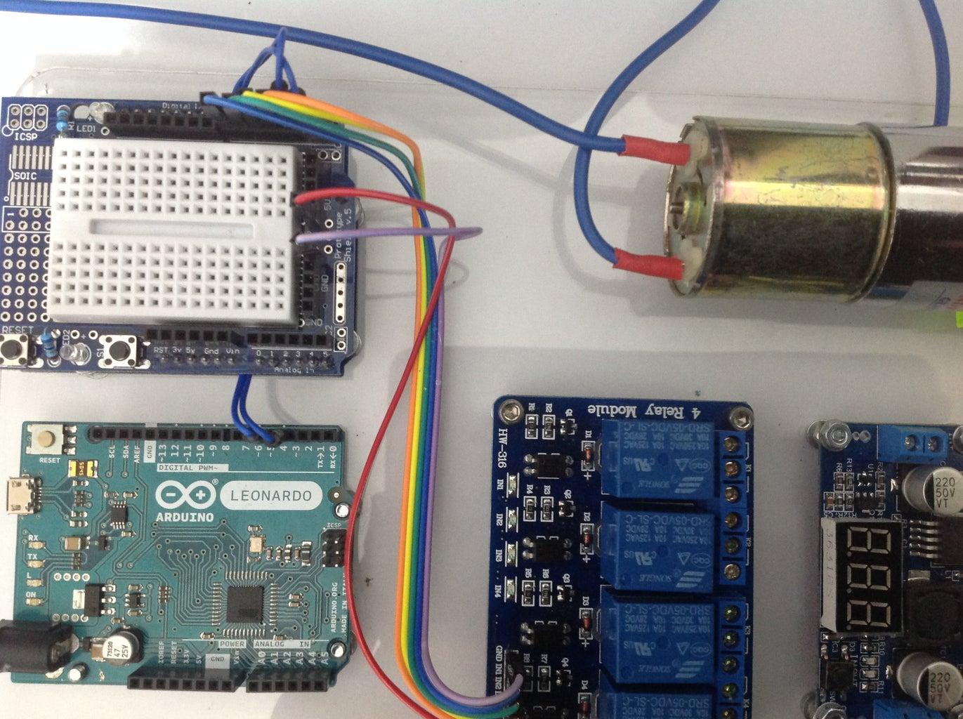 Wiring - Signal Wires