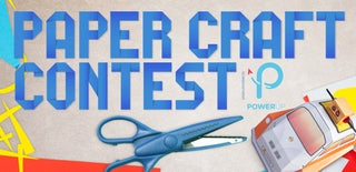 Papercraft Contest 2015