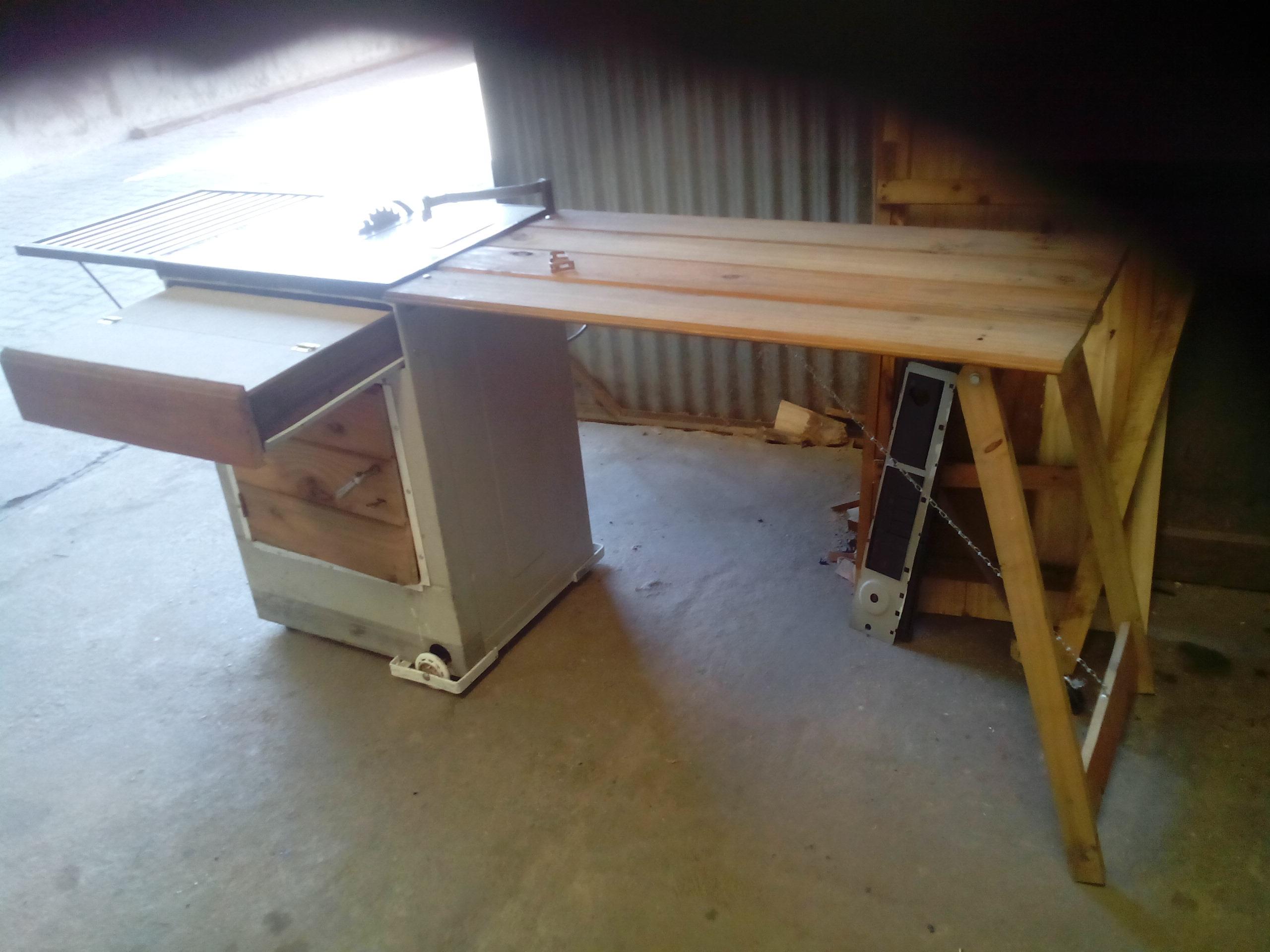 Multi-function workbench