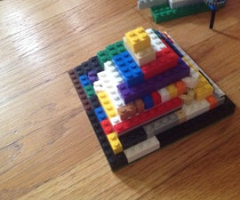 How to Make a Lego Roof
