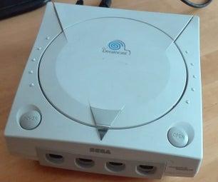 Dreamcast - Burn Games With ImgBurn