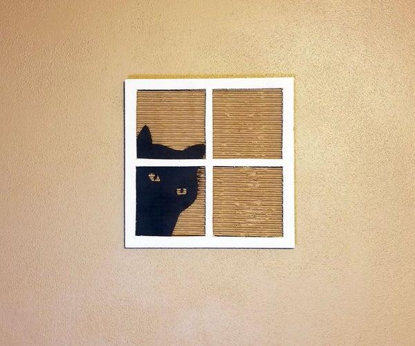 Corrugated Silhouettes