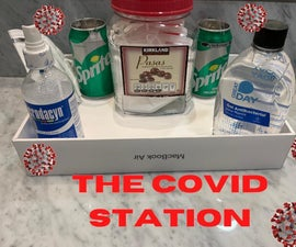 The Covid Station