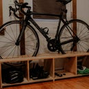 DIY Bike Rack With 1 Sheet of Plywood!