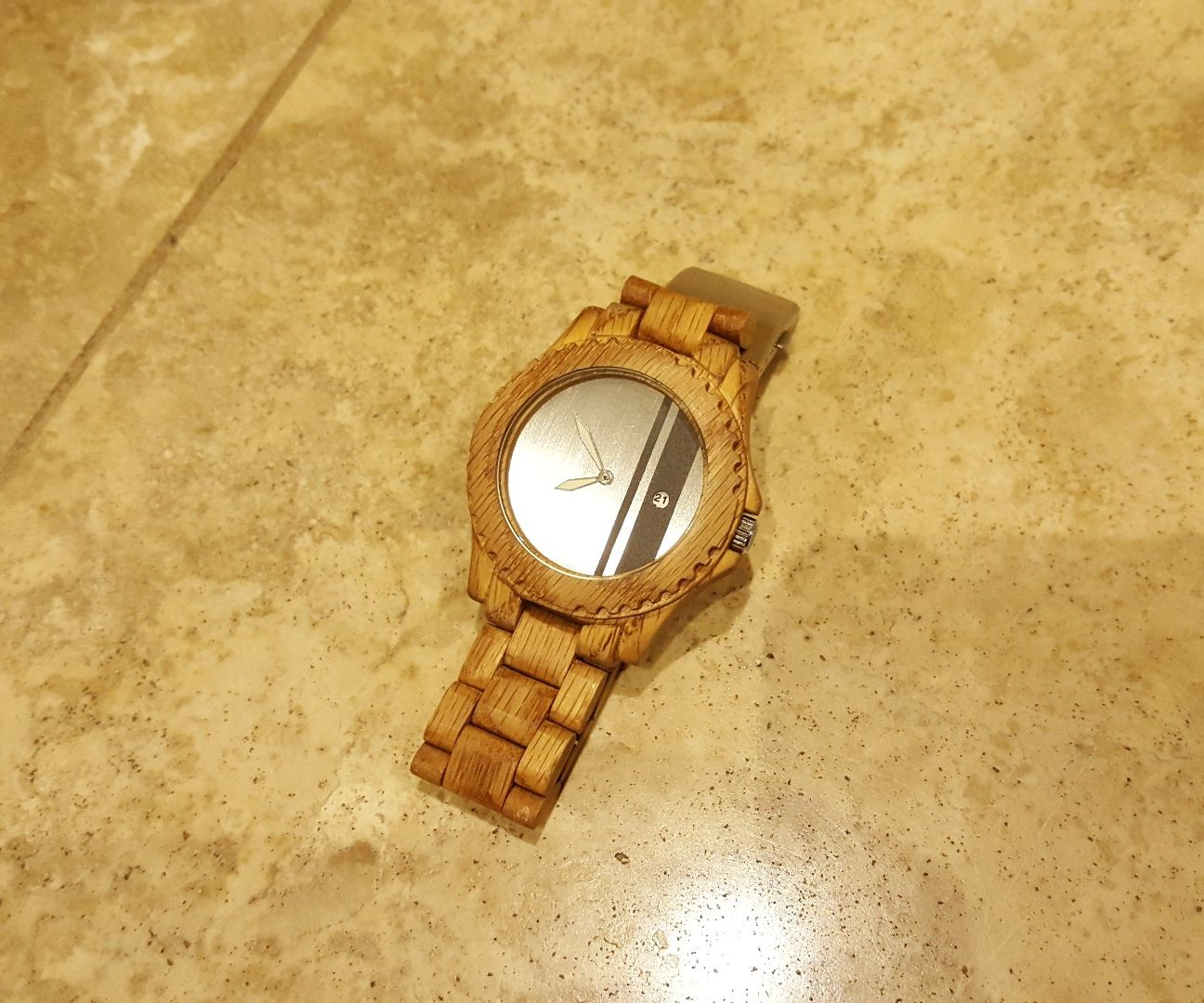 Homemade Wooden Watch (From Scratch)