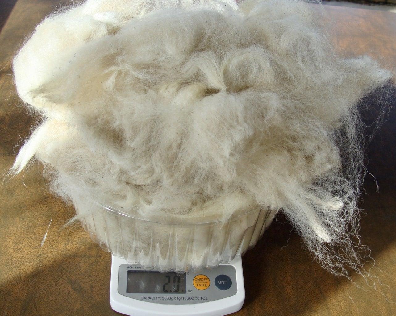 Prepare Fleece to Wash