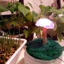 Mushroom Phyto Lamp