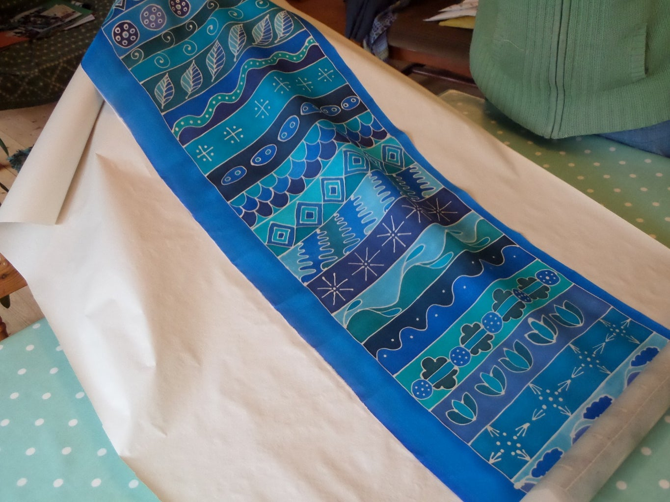 Unravelling the Steamed Silk