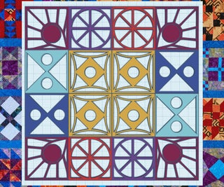 3D Quilt Codes & the Tinkercad Cypher