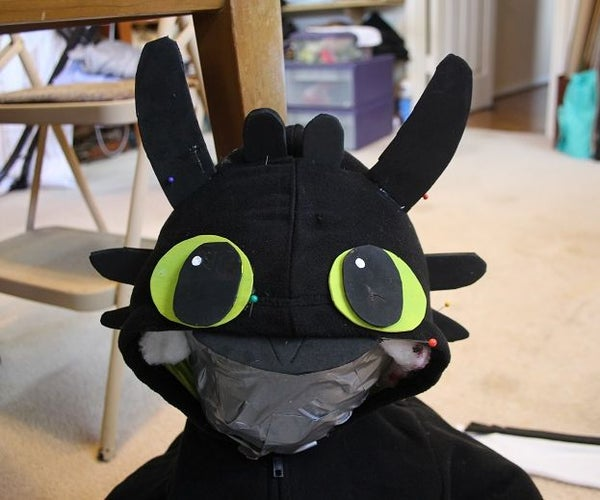 Hoodies No-Sew Costumes