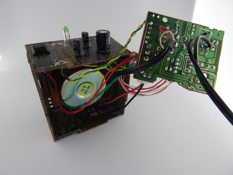 Electronics Assembly.