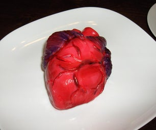 Make a Bloody Valentine's Heart