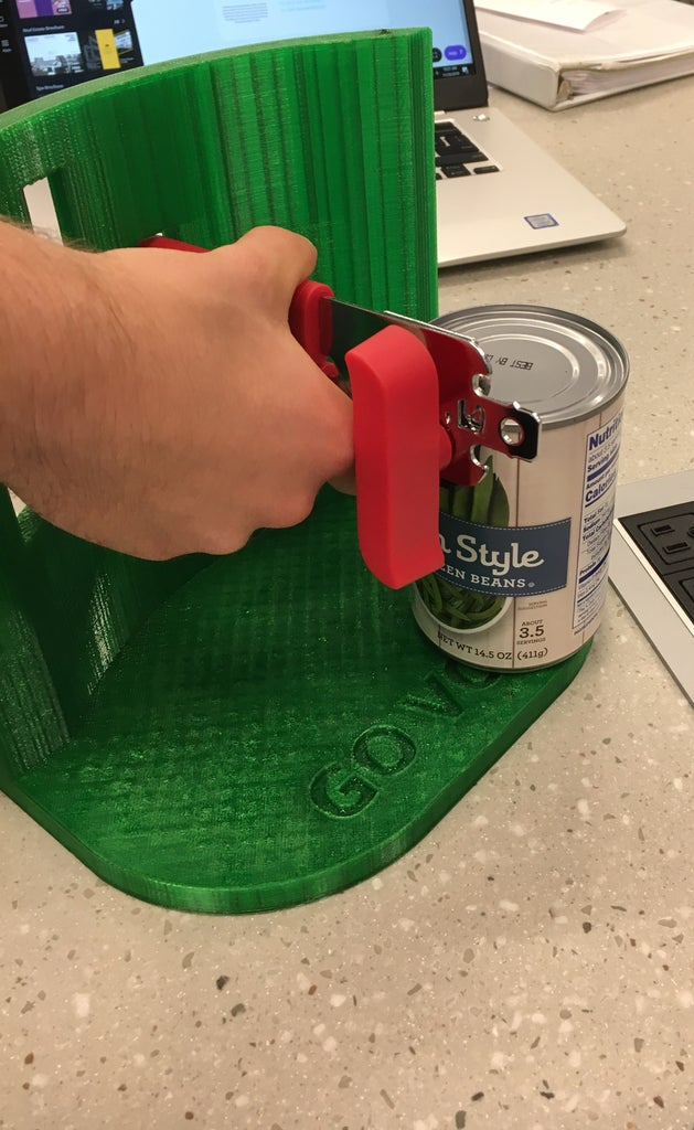 """Insert Handles Into the """"I Think I Can"""" Opener"""