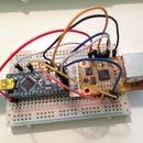 Arduino Nano with WIZ550io = Easy Internet