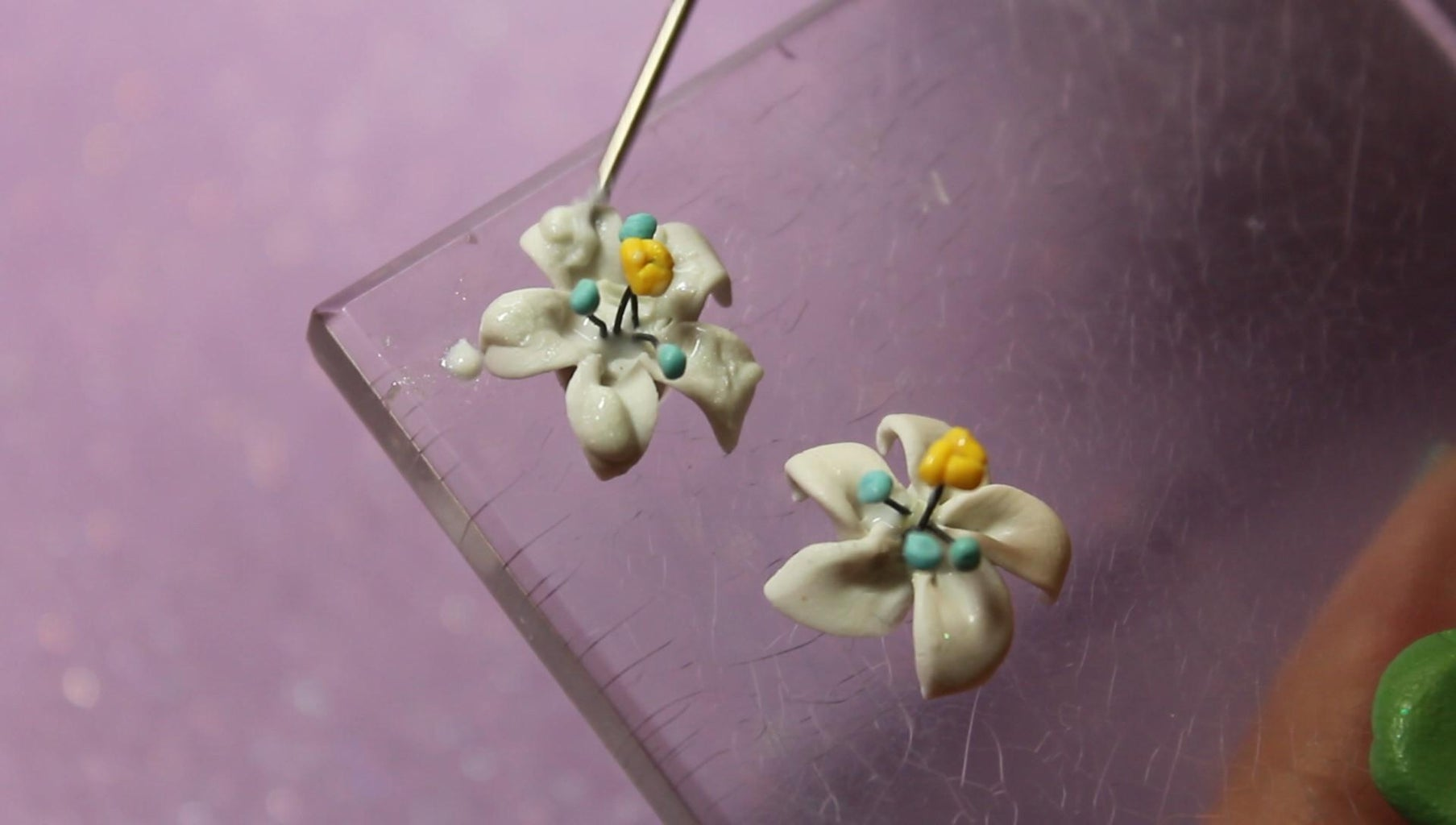 (OPTIONAL) Flowers: Adding the Stamen and Pistil